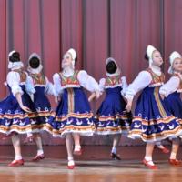 Русский танец