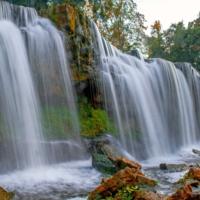 Эстония. Водопад Кейла