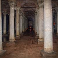 Цистерны Базилика в Стамбуле