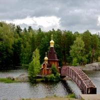 храм на острове
