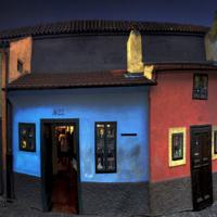 Злата улочка. Прага
