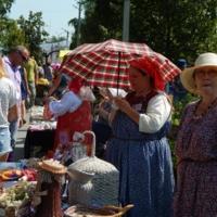 Спасительные зонты и шляпы