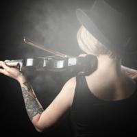 в звуках скрипки