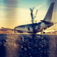 Самолет на пенсии