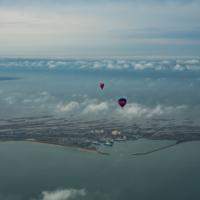 Перелетая Керченский пролив