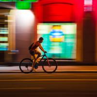 Вечерняя велопрогулка