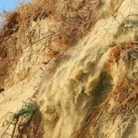 Движение песчаных дюн