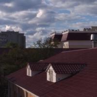 """""""Близнецы"""" на крыше"""