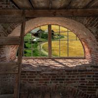 Пейзаж из окна