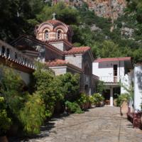 Монастырь Св. Георгия Селинарийскогo