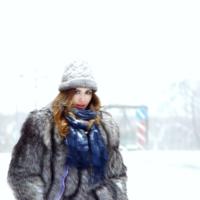 Зимняя красавица.