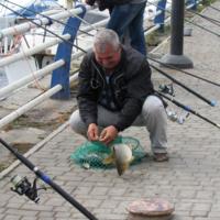 Радость рыбака
