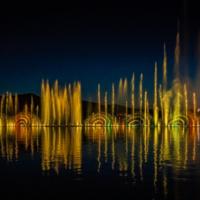 Чудо на озере Абрау