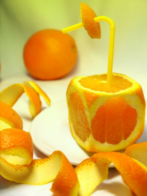 Апельсиновое настроение