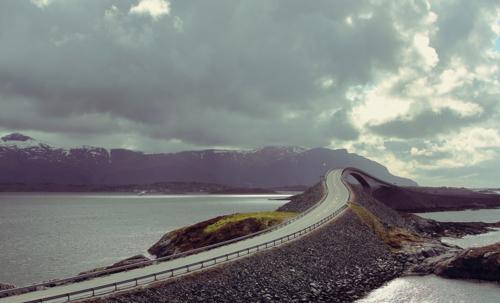 Дороги Скандинавии