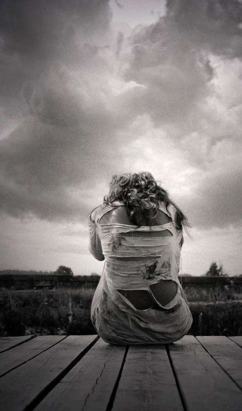 Одиночество-сволочь