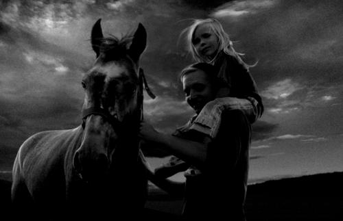 мой папа лошадка