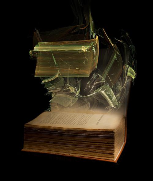 Астральное тело книги