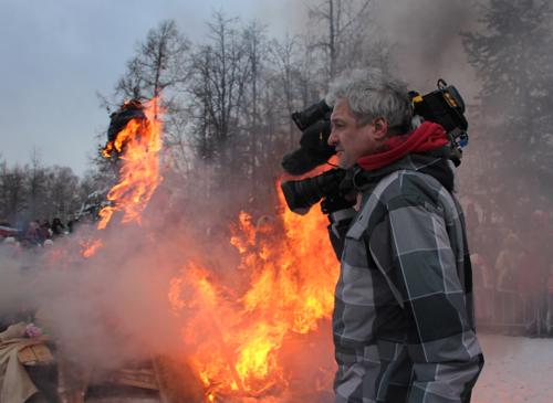 РЕН-ТВ - работаем с огоньком