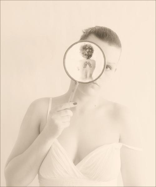 Изнанка зеркала