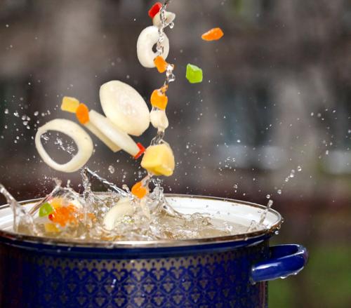 Суп с цукатами