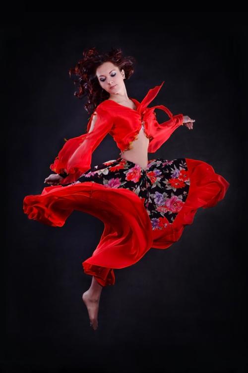 Цыганский танец!!!