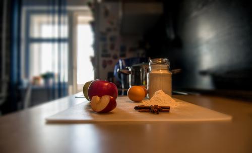 Яблочный пирог :)