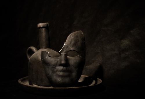 Вино и маска