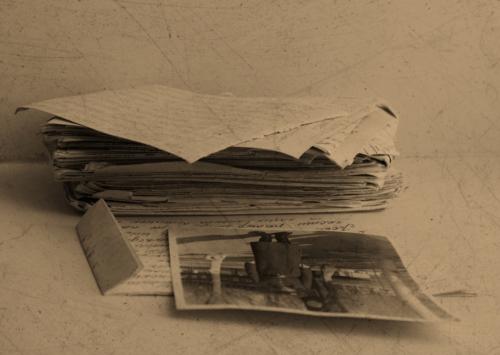Старые письма.