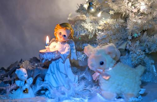 Рождественская ночь...