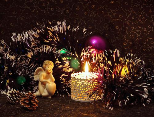 Уж скоро Рождество...