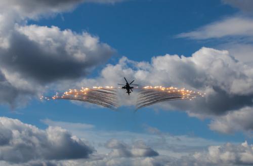 Создавая крылья