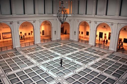 В Бруклинском художественном музее.