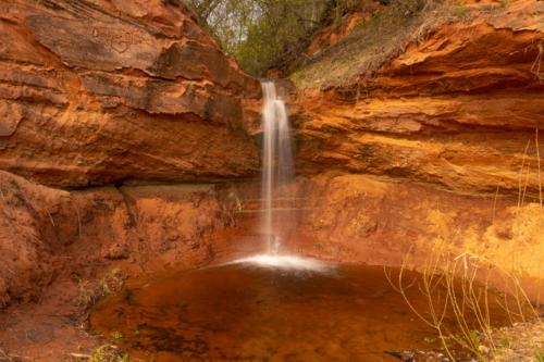 Сиверский водопад